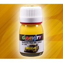 Deutsche Post DHL Yellow Gravity Colors Paint– GC-1260