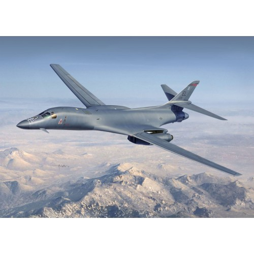 Rockwell B-1B Lancer 34th BS Thunderbirds 1/144