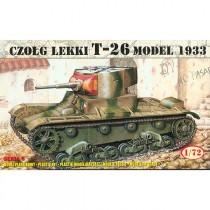 Mirage T-26 Light Tank 1933 1/72