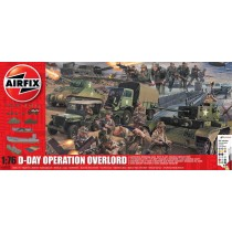 D-Day 75th Anniversary D-Day Operation Overlord Giant Gift Set 1/76