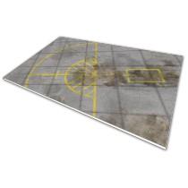 Runway Tarmac 5 - 1/48 (350 x 250 mm)