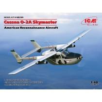Cessna O-2A Skymaster, American Reconnaissance Aircraft 1/48