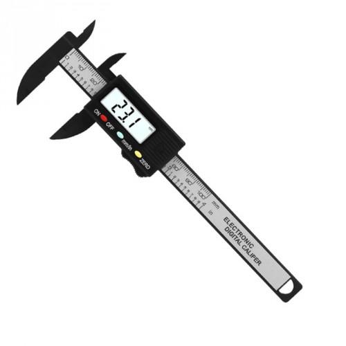 Calibrador Digital de acero inoxidable de 0 a 100mm