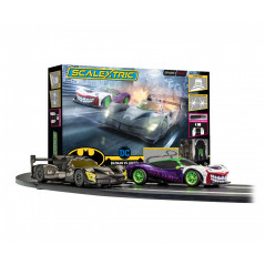 Micro Batman vs Joker Race Set Battery 1/64