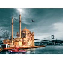 Puzzle Anatolian Cami Nostalji de 1000 Piezas