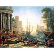 Puzzle Anatolian Embarque en el Puerto de Santa Ursula de 3000 P