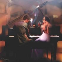 Puzzle Anatolian Canción de Amor, Formato Cuadrado 1000 Piezas