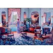 Puzzle Bluebird Recuerdo Romántico de 1000 Piezas