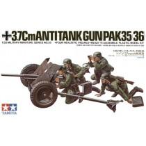 37mm Anti-Tank Gun 1/35