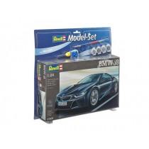 Model Set BMW i8 1/24