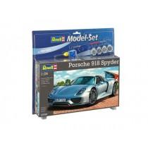 Model Set Porsche 918 Spyder 1/24
