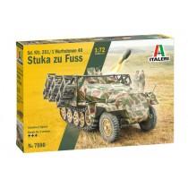 "Sd.Kfz. 251/1 ""Stuka Zu Fuss"" Sd. Kfz. 251/1 1/72"