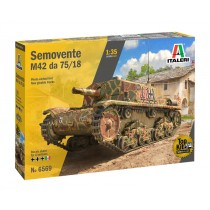 Semovente M42 75/18 mm NEW MOULDS 1/35