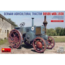 GERMAN AGRICULTURAL TRACTOR D8500 MOD. 1938 1/35
