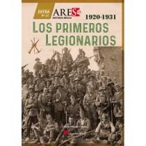 1920-1031. Los primeros legionarios. Extra n.º 13 ARES