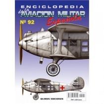 Enciclopedia Aviación Esp, nº 92