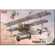 Fokker F.1 Tri-plane prototype