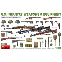 U.S. INFANTRY WEAPONS & EQUIPMENT