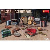 Instrumentos musicales 1/35