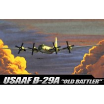 "Boeing B-29A Superfortress USAAF ""Old Battler"" 1/72"