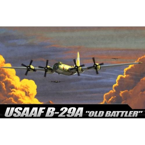 "Boeing B-29A Superfortress USAAF ""Old Battler"" 1/72"