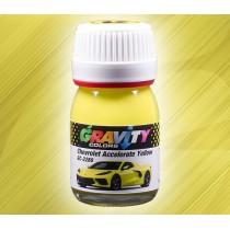 Chevrolet Accelerate Yellow Gravity Colors Paint– GC-2280