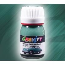 Porsche Smyrna Green Gravity Colors Paint– GC-1274