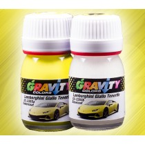 Lamborghini Giallo Tenerife Gravity Colors Paint – GC-2265