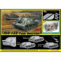 JSU-122 Tank Destroyer (3 in 1) 1/35