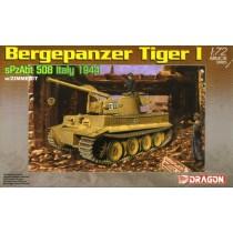 Bergepanzer Tiger I w/Zimmerit 1/72