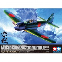 Mitsubishi A6M5 Zero Fighter Modelo 52 Zeke 1/32