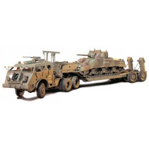 "U.S. 40 Ton Tank Transporter ""Dragon Wagon"" 1/35"