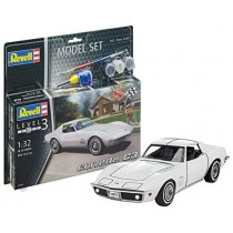 Model Set Corvette C3 1/32