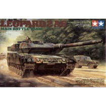Leopard MBT 2 A6 Main Battle Tank 1/35