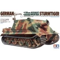 Sturmtiger 38cm Assault Mortar 1/35