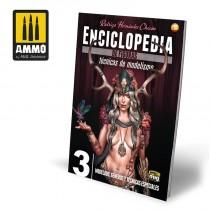 ENCICLOPEDIA DE TECNICAS DE MODELISMO DE FIGURAS VOL. 3 - MODELADO, GÉNEROS Y TÉCNICAS ESPECIALES