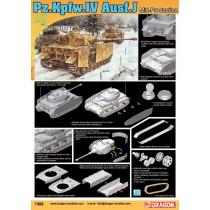 Pz.Kpfw.IV Ausf.J Mid Production 1/72