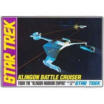Kingon D7 Battle Cruiser Star Trek