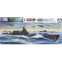 IJN SUBMARINE I-400 1/700