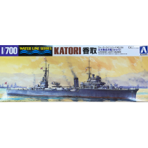 Japanese Light Cruiser Katori 1/700
