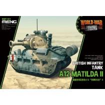 British Infantry Tank A12 Matilda II