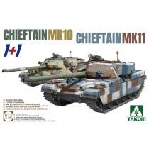 Chieftain Mk.10 & Chieftain Mk.11 1+1