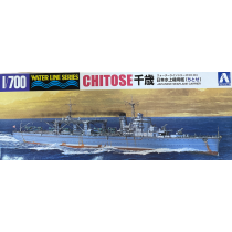 Japanese seaplane Carrier Chitose 1/700