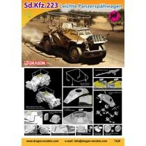 Sd.Kfz.223 Leichte Panzerspahwagen (Twin Pack) 1/72