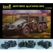 Sd.Kfz.69 Towing Truck WWII 1/72