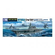 J.M.S.D.F. DDH HYUGA 1/700