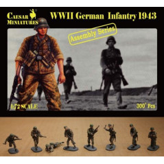 German Infantry (WWII) 1/72