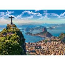 Puzzle Trefl Rio de Janerio de 1000 Piezas
