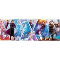 Puzzle Trefl Panorámico Frozen 2 de 1000 Piezas