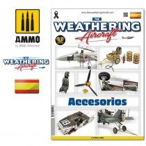 The Weathering Aircraft Número 18. ACCESORIOS (Castellano)